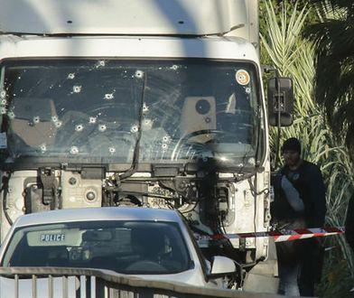 Włochy: ślady zamachu w Nicei