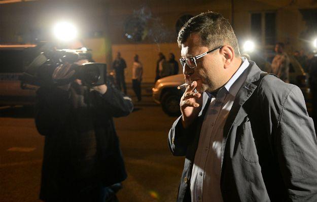 Zbigniew Stonoga opowiada o zatrzymaniu go przez funkcjonariuszy policji