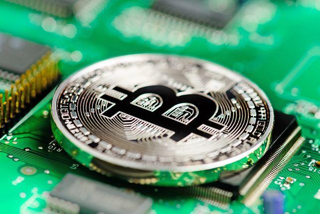 Wytwarzanie bitcoinów wymaga dużej  mocy obliczeniowej komputerów