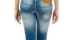 Najmodniejsze jeansy na jesień i zimę 2014