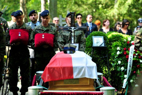 Ostatnia droga st. chor. Rafała Celebudzkiego. Polski żołnierz zginął w Afganistanie