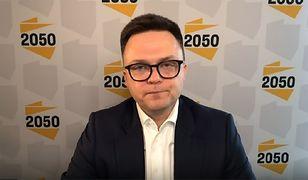 Szymon Hołownia czekał z tym na Dzień Dziecka. Ogłosił nowy plan