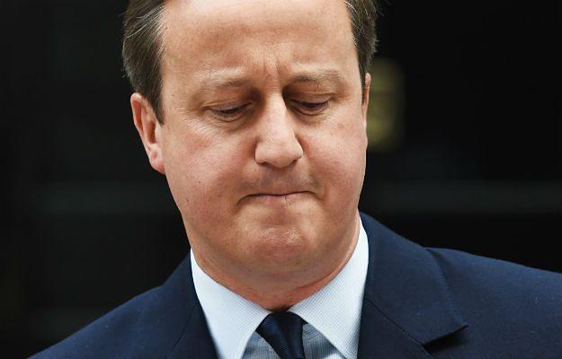 """David Cameron zrzeka się mandatu. """"Nie ma możliwości bycia skutecznym posłem, kiedy było się wcześniej premierem"""""""