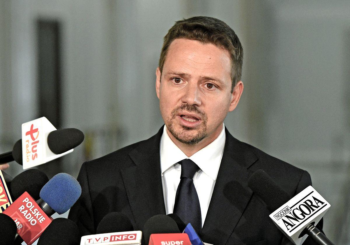 Trzaskowski chciał zakazać marszu. Kolejny sąd odrzuca jego wniosek