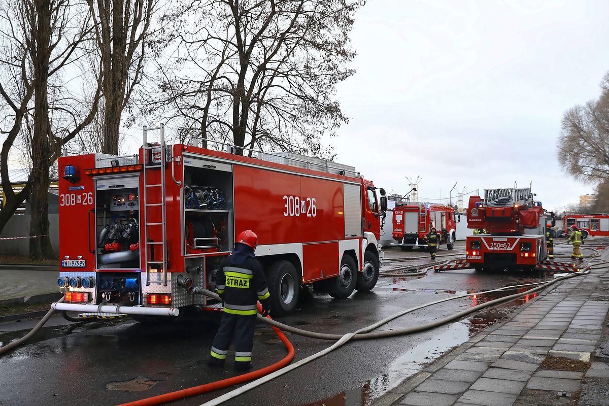 Seria podpaleń na Mazowszu. Mieszkańcy Jaktorowa apelują o czujność