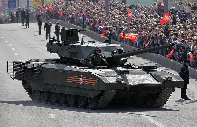Czołg z toaletą ma wejść do czynnej służby po 2020 r.