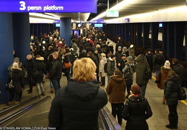 Najmniej punktualne są pociągi PKP Intercity.