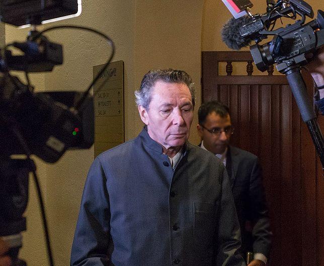 Jean-Claude Arnault 1 października został skazany na dwa lata więzienia
