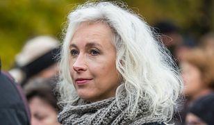 Gretkowska zabrała głos ws. prawa do aborcji w Polsce