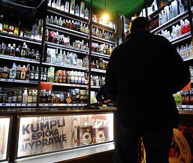 Nieletni nie mają problemów z kupnem alkoholu
