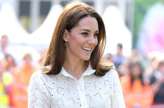 Kate Middleton uwielbia sukienki w kwiaty
