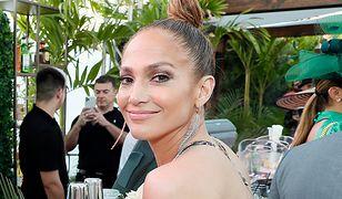 Jennifer Lopez uwielbia ćwiczyć