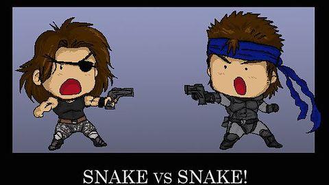 Muzyczny plagiat w Metal Gear Solid?