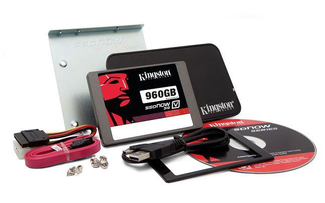 Zetaw w swej najbogatszej wersji czyli Desktop/Notebook Upgrade Kit