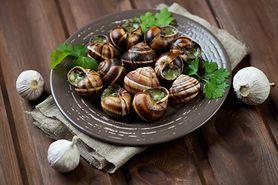 Surowe ślimaki