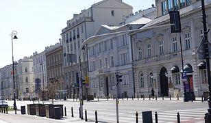 Warszawa. Motocyklista zderzył się z samochodem