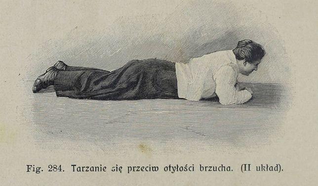 Chodakowska i Lewandowska to naśladowczynie. 118 lat temu lekarka z Wadowic miała te same patenty