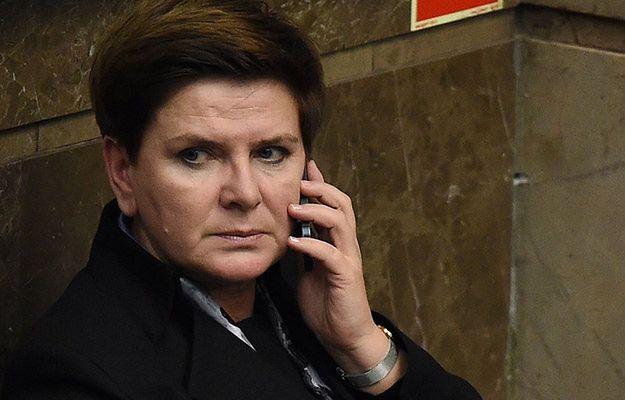 Premier Beata Szydło: procedura wobec Polski jest normalną podejmowaną przez KE