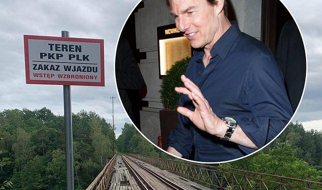 """Sporny most w Pilchowicach. Czy zagra w filmie """"Mission: Impossible""""?"""
