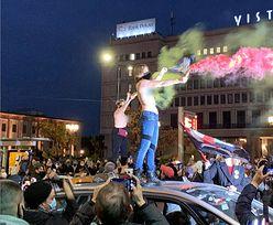 Strajk Kobiet. Polskie miasta zablokowane. Byliśmy na miejscu
