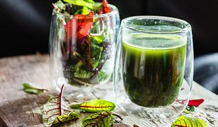Koktajl dietetyczny może być doskonałą alternatywą śniadania w diecie niskokalorycznej.