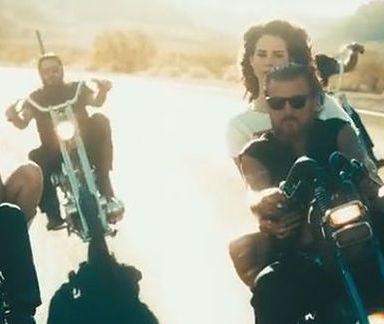 Harley mój