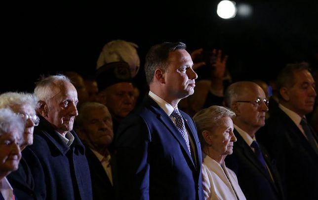 Andrzej Duda w Wieluniu.