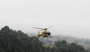 Tatry. Dzień po tragicznej burzy. Ratownicy TOPR sprawdzą góry
