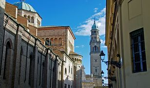 Parma słynie z sera parmenzana i szynki parmeńskiej