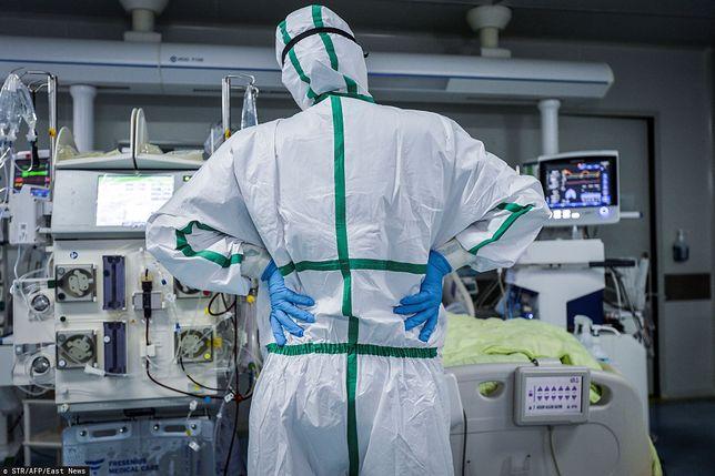 Koronawirus teraz będzie się rozprzestrzeniał po Europie - uważa minister zdrowia