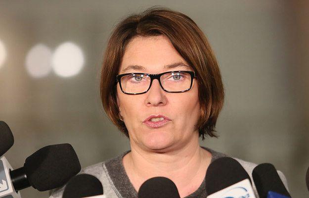 Beata Mazurek: PiS nie wprowadza ograniczeń dla dziennikarzy