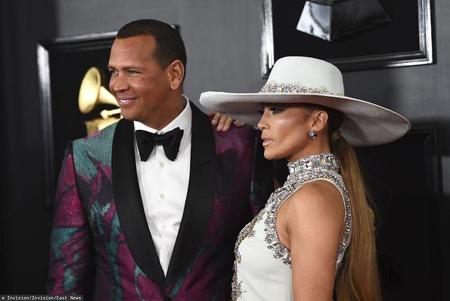 Jennifer Lopez i Alex Rodriguez. Ślubu nie będzie przez koronawirusa