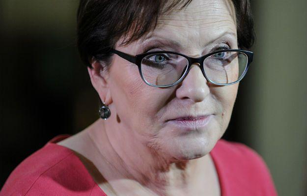 Rzeczniczka PiS Beata Mazurek o Ewie Kopacz: ta pani nie zna konstytucji. Na naukę nigdy nie jest za późno