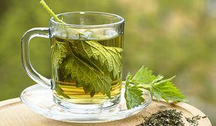 Napar z pokrzywy ma działanie przeciwzapalne