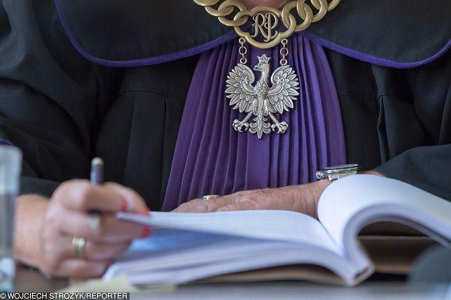 W sprawie występują prezesi i wiceprezesi warszawskich sądów