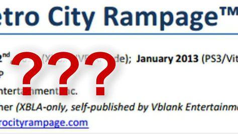 Retro City Rampage jednak taniej? [Aktualizacja: TAK!]