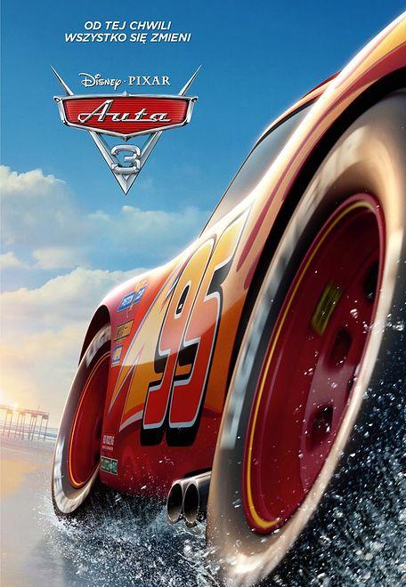 """""""Auta 3"""": jest nowy zwiastun produkcji Pixara. To będzie niezapomniane widowisko"""