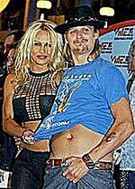 Pamela Anderson i Kid Rock - 3-miesięczne małżeństwo
