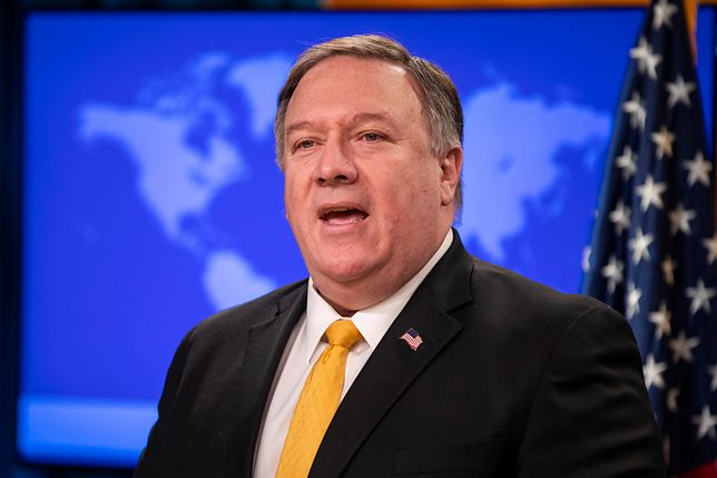 USA zawieszają układ o pociskach rakietowych. Przez Rosję