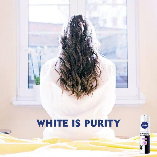 Nivea pod ostrzałem za rasistowską reklamę