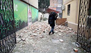 Chorwacja. Kolejne trzęsienie ziemi w okolicy Zagrzebia
