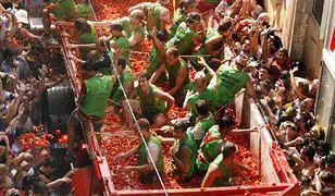 Amore pomidore! czyli wielka bitwa na pomidory