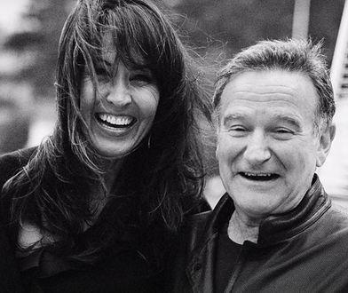 W nowym filmie o Robinie Williamsie opowie wdowa po zmarłym aktorze, Susan Schneider-Williams