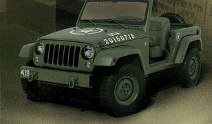 Jubileuszowy Jeep Wrangler na 75 lecie firmy