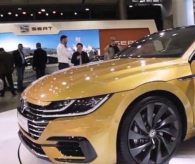 Volkswagena Arteon na Poznań Motor Show 2017 - znamy dane techniczne i pełny cennik