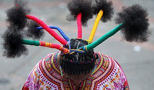 Najbardziej niezwykłe fryzury afro