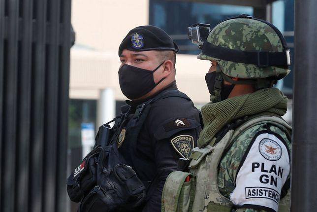 Wojsko Meksyku - zdjęcie poglądowe