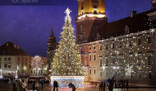 20 km instalacji, 1300 elementów dekoracyjnych i 4,5 mln światełek. Dziś rozbłyśnie świąteczna iluminacja!