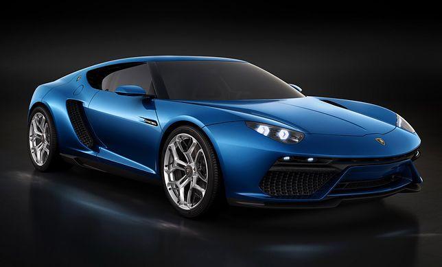 Elektryczne Lamborghini kolejnym symbolem zmian