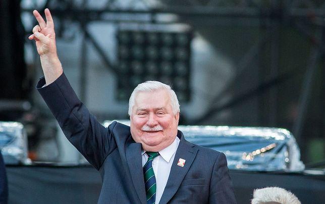 """Lech Wałęsa, przywódca wielkiej """"Solidarności"""""""